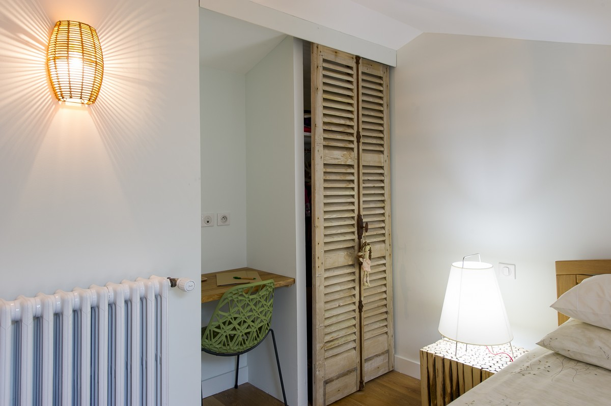 Atelier d 39 architecture aur lie nicolas architecte lyon for Chambre d hote ploumanach