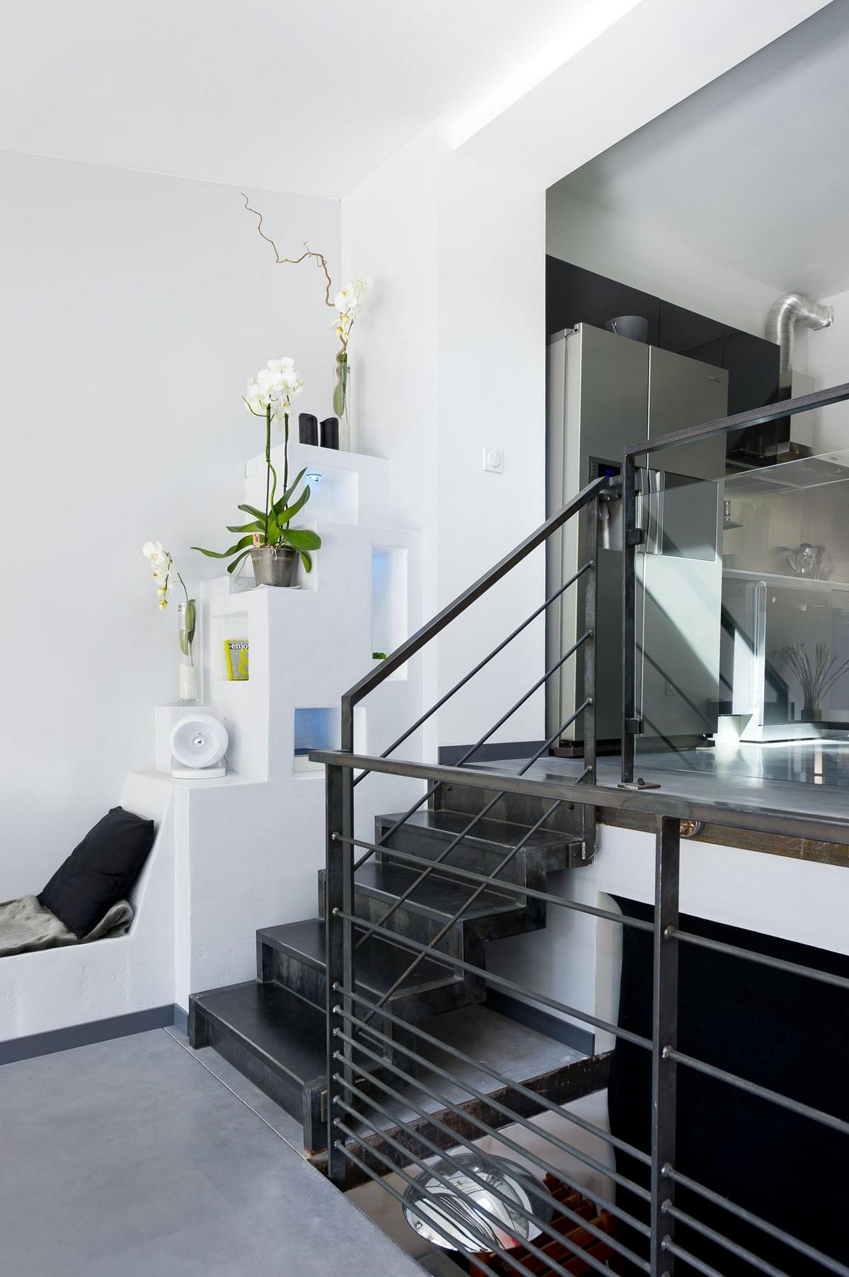 Atelier d 39 architecture aur lie nicolas architecte lyon belle extens - Tarif renovation maison ...